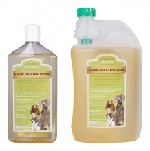 Animal Health Garlic, Oil & Fenugreek 1л