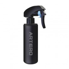 Artero Water Spray Black Small/ распылитель-колба алюминий, 180 мл.