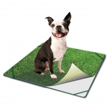 Indoor Turf Dog Potty TRAVELER™ Small 18 x 18(46*46см)/Туалет Травеллер малый 46*46см арт. PG1818T