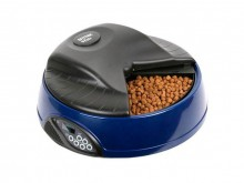 Автокормушка Sititek Pets Ice Mini (Dark Blue) для животных