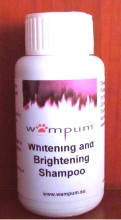 Whitening & brightening shampoo 90мл