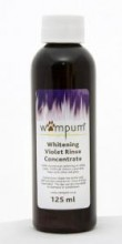 Whitening violet rinse concentrate 125мл