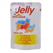 Almo Nature Jelly Cat Chicken/ Паучи Курица в Желе для кошек 70г