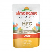Almo Nature Classic Nature Jelly - Cat Chicken/ Паучи Курица в Желе для кошек 55г