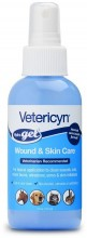 Vetericyn Wound&Skin Care HydroGel Spray гель-спрей для всех видов ран и инфекций, 118 мл