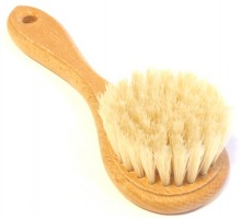 Vellus Natural Bristle Powder Brush